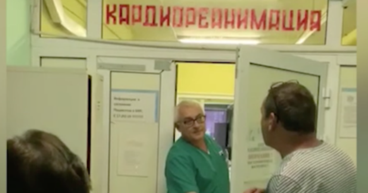 Фото Врачи не пустили близких попрощаться с ждавшей их три дня бабушкой в Москве