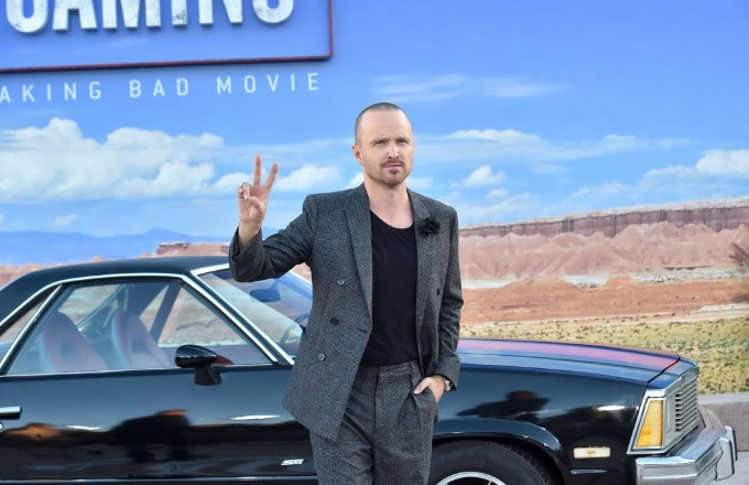 Photo of Aaron Paul Only Rewatched One 'Breaking Bad' Episode to Get Into Jesse's Mindset for 'El Camino'