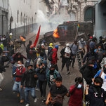 Seven Days of Unrest and Counting: Thousands Stream Into Ecuador's Capital