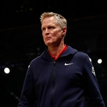Photo of Asked About N.B.A. Spat With China, Trump Instead Blasts Kerr and Popovich