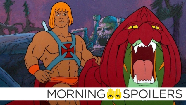 Photo of Updates From He-Man, Marvel's Eternals, and More