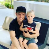 Nick Carter Is Officially a Dad of 2! See the Cutest Photos of His Son While We Wait For More of Baby Saoirse