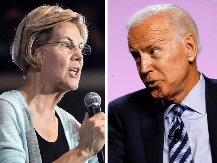 Photo of Elizabeth Warren Tops Joe Biden in Another National Poll