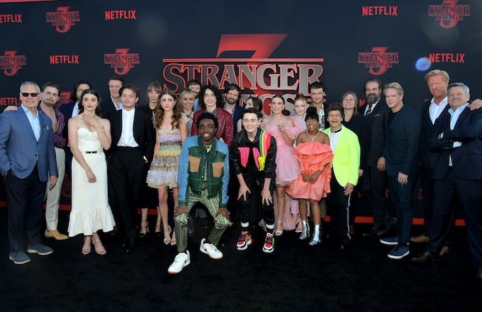 Photo of Georgia Mall That Was Featured in 'Stranger Things' Season 3 Is Up for Sale