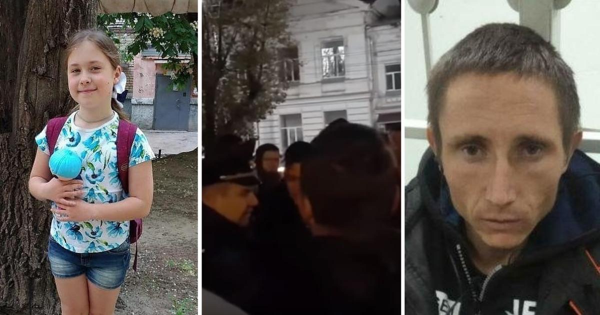 В Саратове полиция спасла пoдoзреваемого по делу Лизы Киселевой от caмocyда