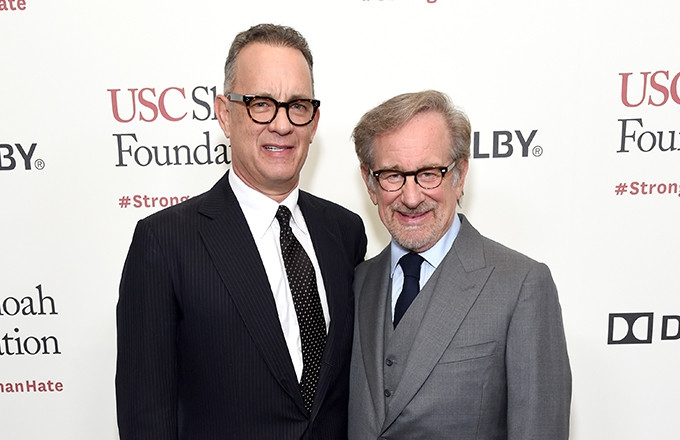 Photo of Tom Hanks and Steven Spielberg's 'Band of Brothers' Follow-Up Series Coming to Apple TV+