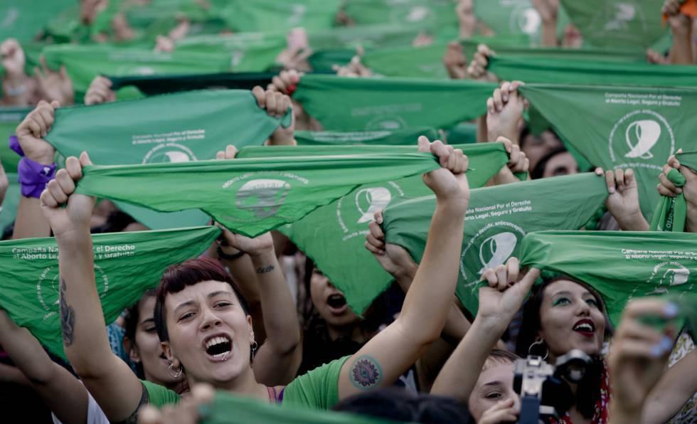 Photo of Argentina se prepara para el mayor encuentro feminista de su historia