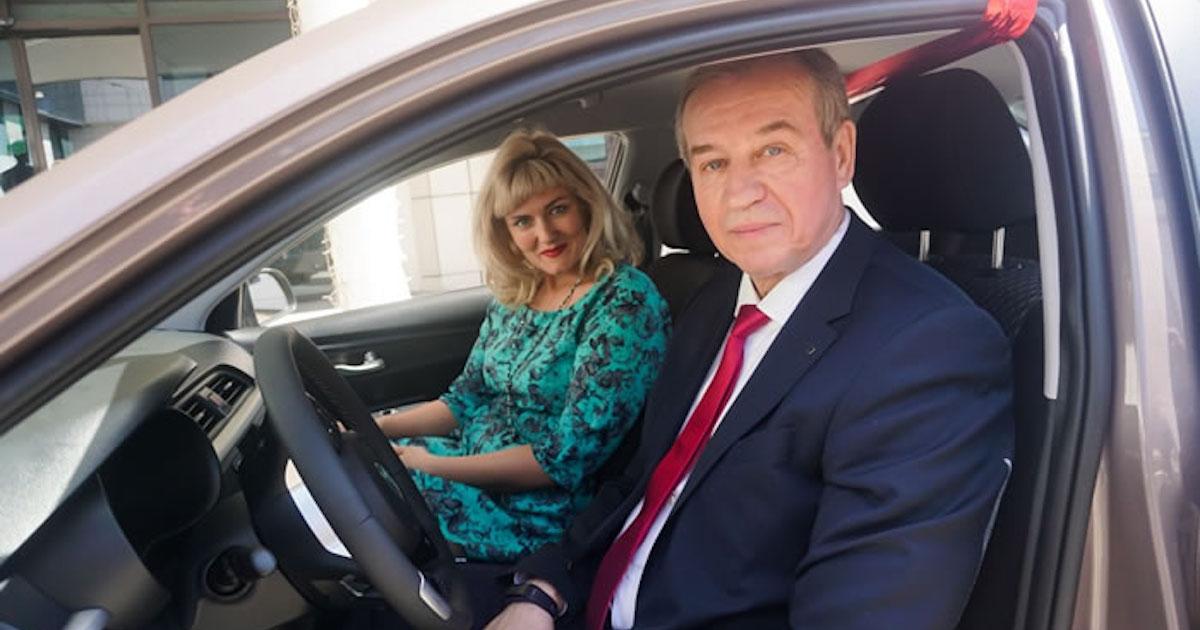 Фото Иркутский губернатор предложил повысить свой оклад на 44%