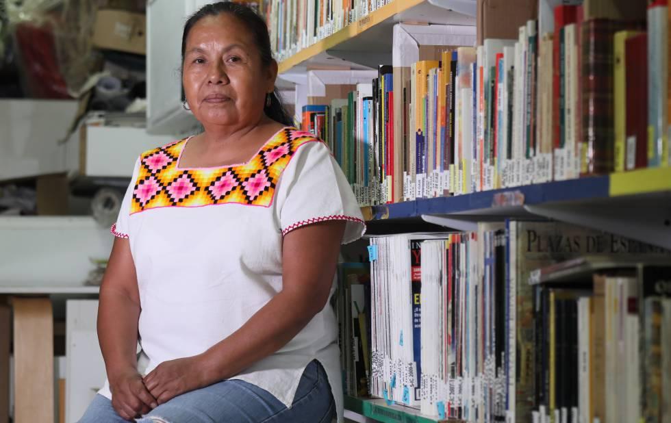 """Photo of Marichuy: """"De los indígenas, al Gobierno mexicano solo le interesa el folclore"""""""