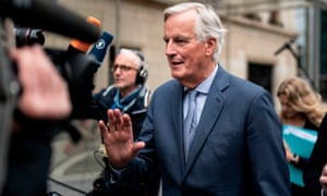 Brexit talks fail to yield breakthrough with timely deal feared 'impossible'