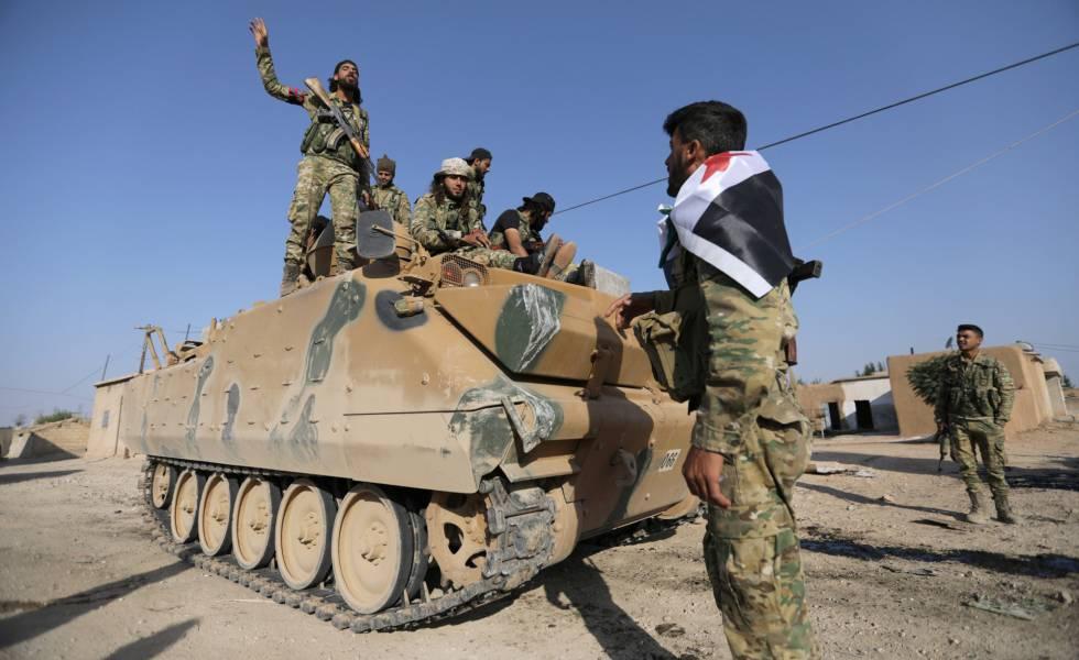 Photo of Trump ordena la retirada de las tropas de EE UU en el norte de Siria