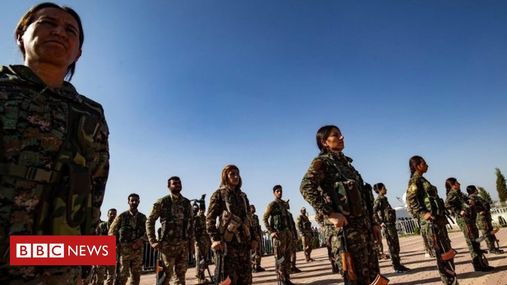 Photo of Turkey-Syria offensive: Kurds reach deal with Syrian army