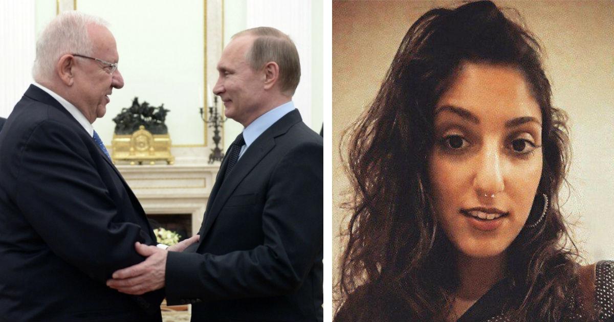 Президент Израиля просит Путина помиловать Нааму Иссахар. Кто она?