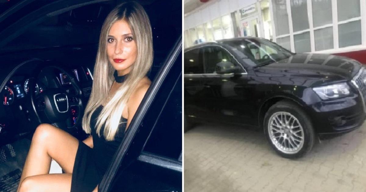 На Урале пропала девушка, которая поехала продавать Audi