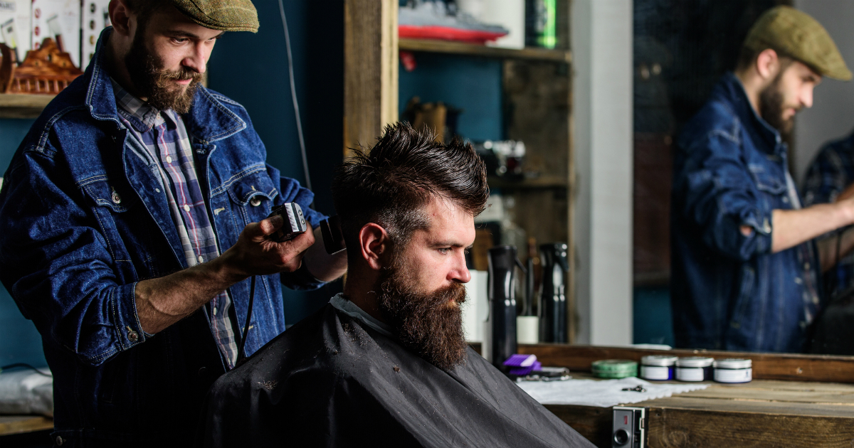 Фото С днем парикмахера. Когда отмечают День парикмахера в России