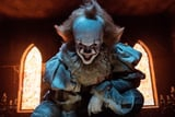 It: Chapter Two's Makeup Artist Reveals Exactly How to Do Pennywise Makeup For Halloween