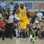 Photo of LeBron James Says Executive Was 'Misinformed' in China Tweet