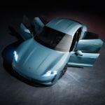 Porsche показала более бюджетную версию электрокара Taycan