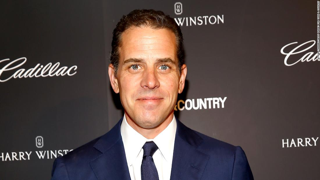 Photo of Hunter Biden says he used 'poor judgment' in serving on board of Ukraine gas company