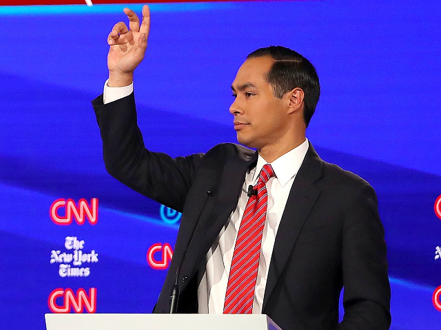 Photo of Fact Check: Julian Castro Falsely Claims Trump Is 'Caging Kids' While Freeing ISIS Terrorists