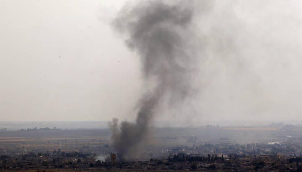 Photo of La rocambolesca historia de la cementera siria que acabaron bombardeando cazas de EE UU