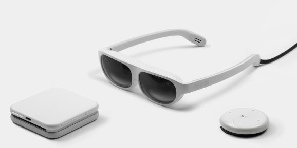 Photo of Nreal Light AR glasses slip to 2020, but win backing from China Unicom