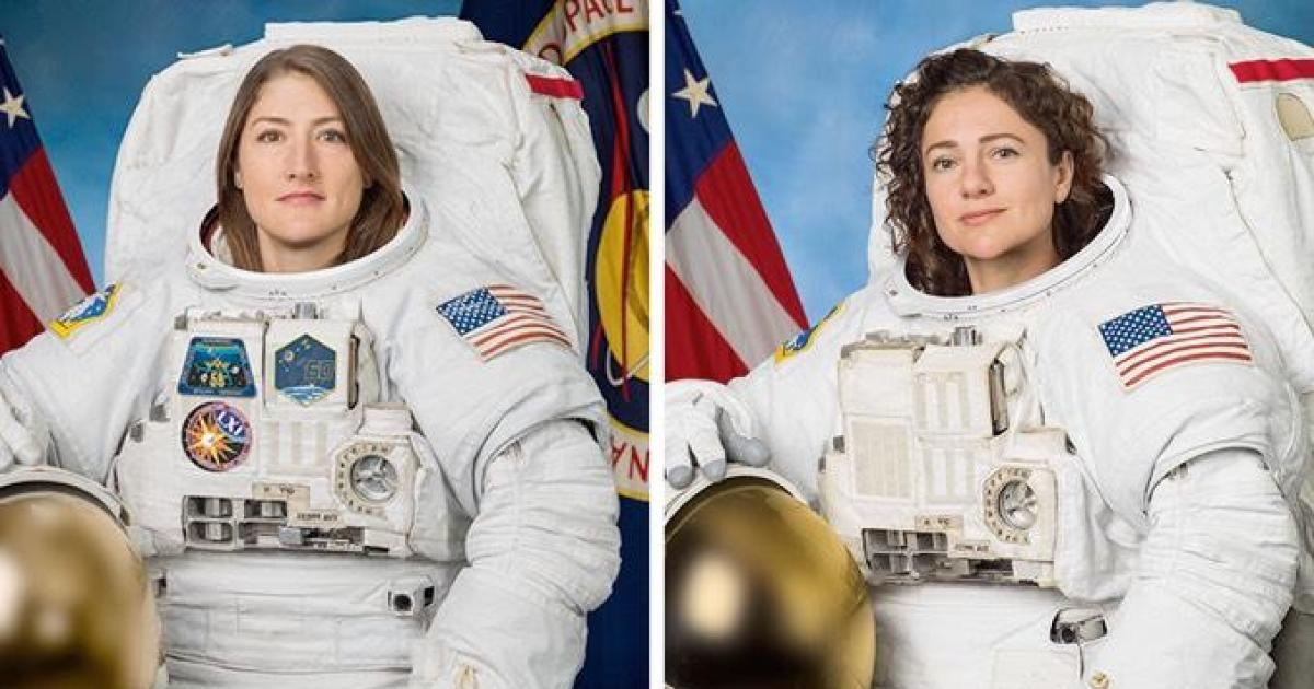 Photo of Historic all-female spacewalk a milestone for NASA
