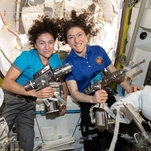 Why NASA's First All-Women Spacewalk Made History