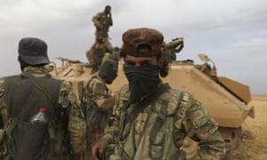 Erdoğan threatens to 'crush the heads' of Kurdish fighters refusing to withdraw