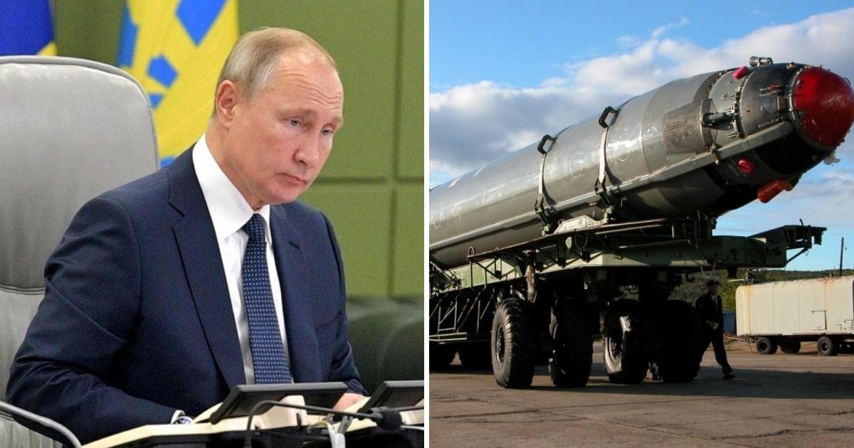 Подвела ракета. На учениях под руководством Путина произошел сбой