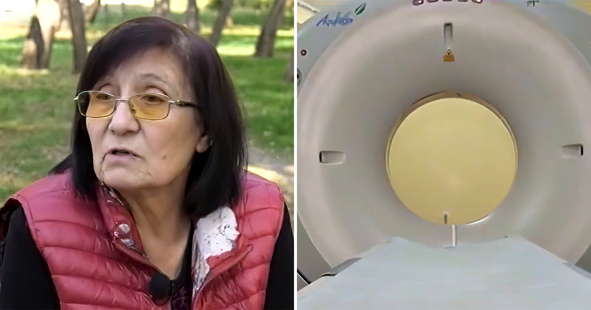 Врачи продержали пациентку в томографе целых шесть часов