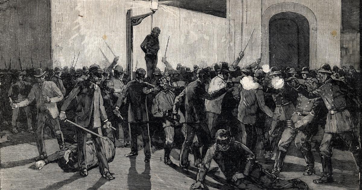 Суд Линча и линчевание - что значит и откуда пошло это выражение?