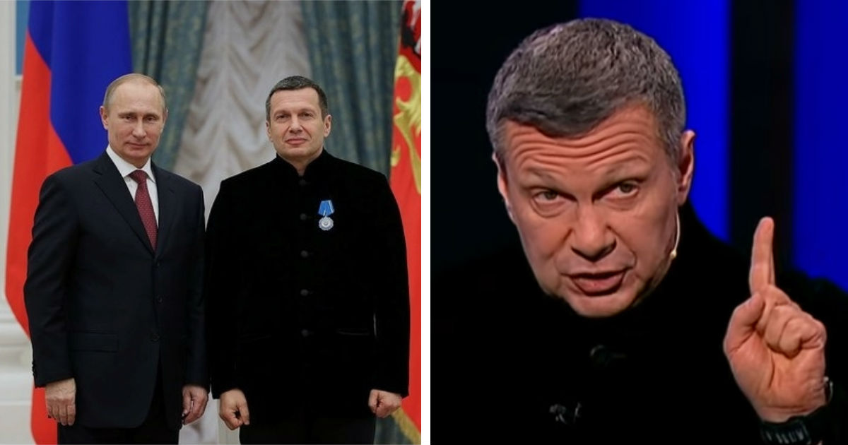 Владимир Соловьев - в Книге Гиннесса. Биография, семья и скандалы ведущего