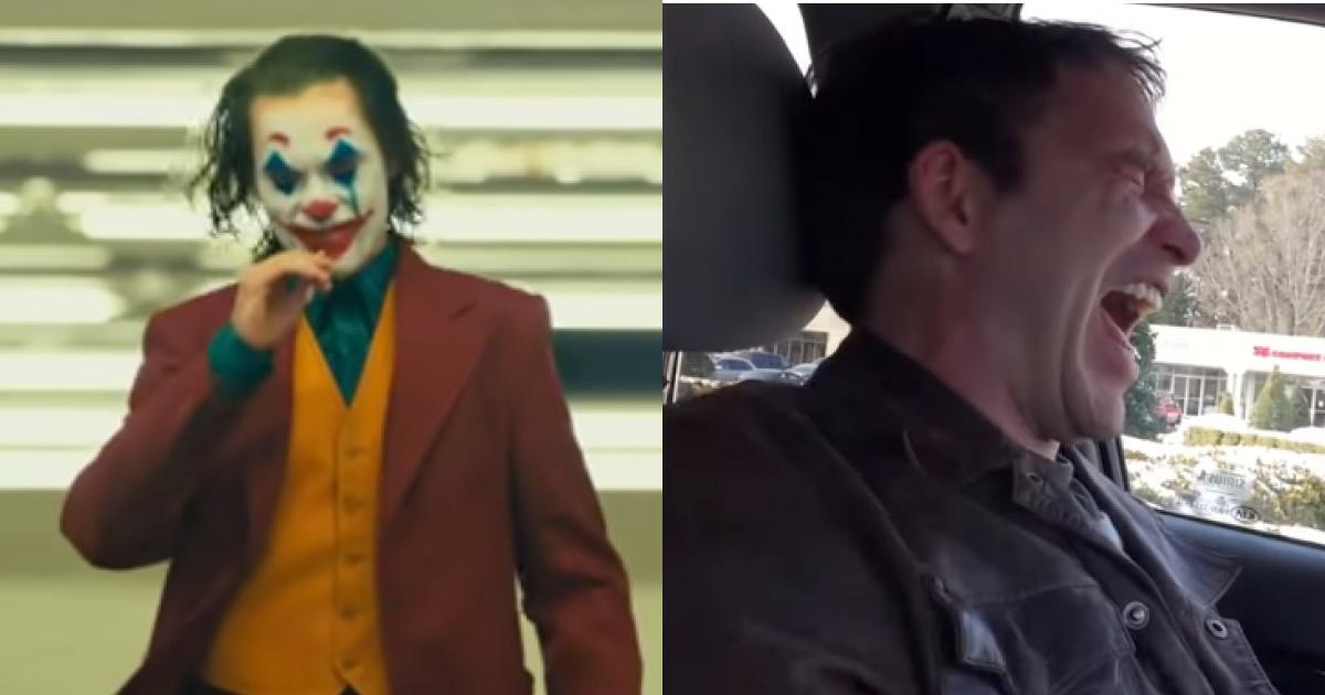 Джокер в реальной жизни. Как смех превратил жизнь мужчины в кошмар