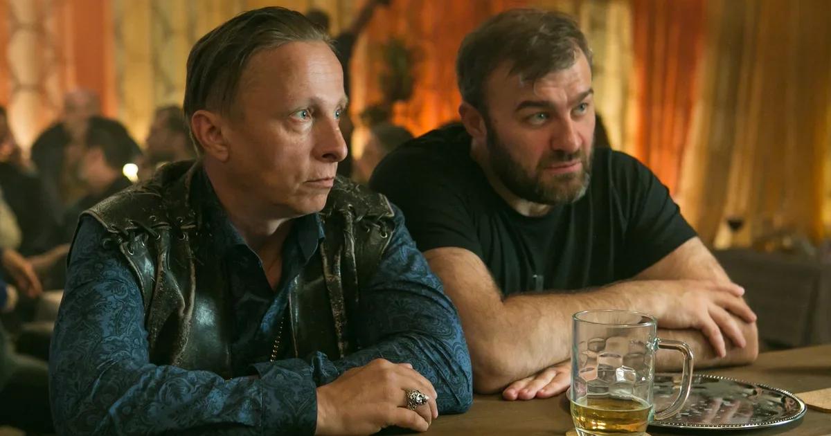 Сериал «Полярный»: Мишка (Пореченков) на Севере (Крайнем)