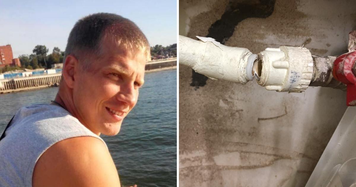 Калининградец скончался, сломав батарею отопления в отделе полиции