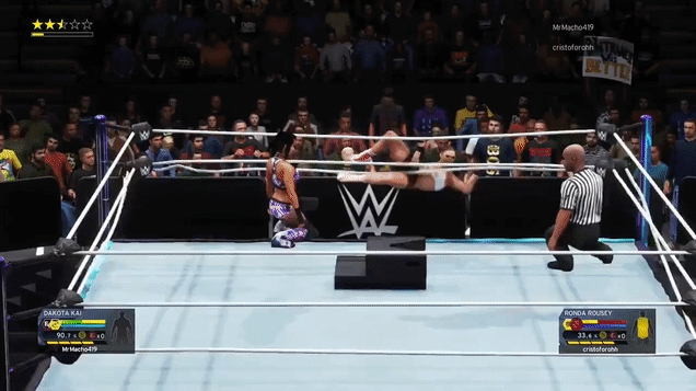 Photo of This Is Not How Wrestling Ring Ropes Work, WWE 2K20 [Update]
