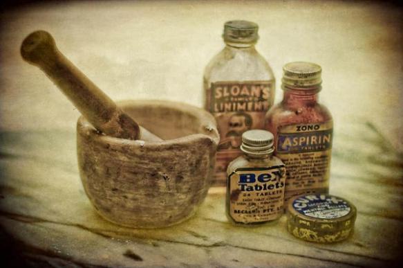 Фото Путешествие во времени: увлекательная история лекарств