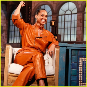 Photo of Alicia Keys Takes 'Kimmel' Audience To Tidal X Rock the Vote Concert - Watch Here!