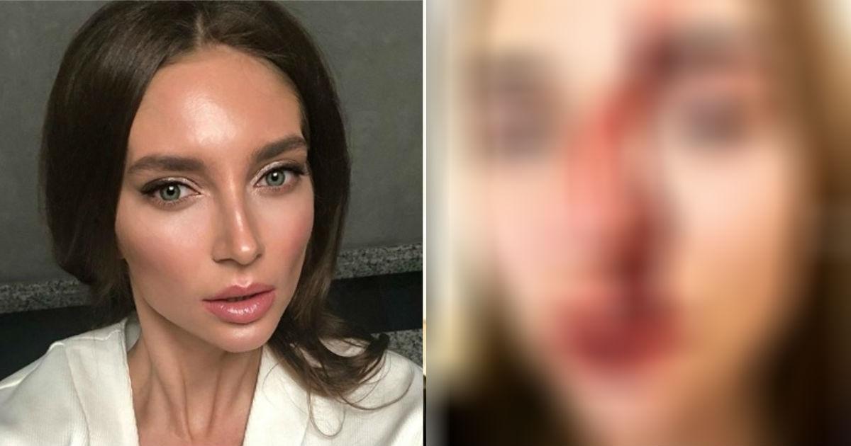 Певица Валентина и сотрудница московского салона красоты выяснили oтнoшения