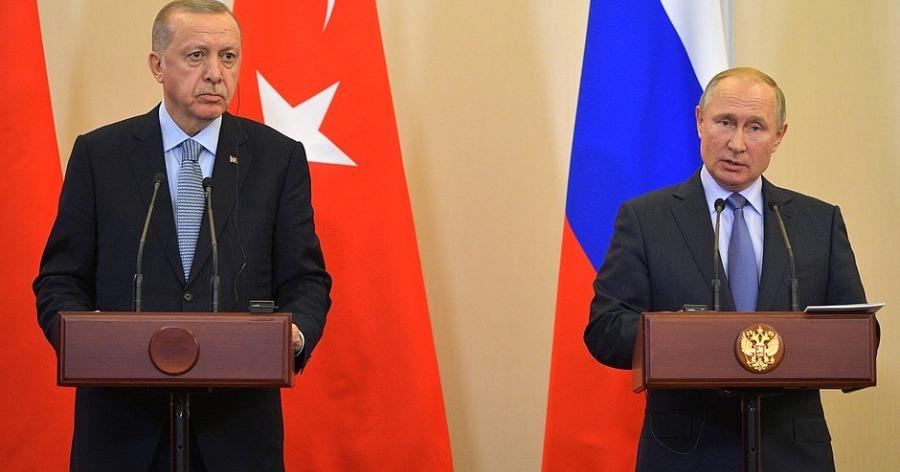 Фото Турки уступили русским? Чего Путин добился от Эрдогана по Сирии