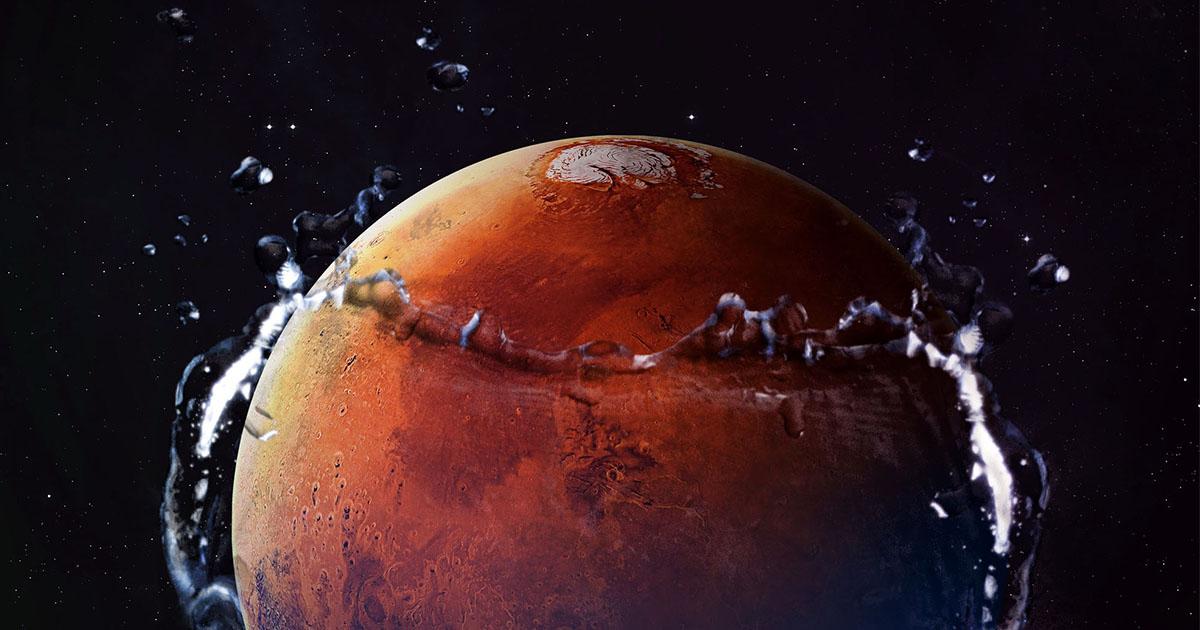 Мы не одни во Вселенной? На Марсе существовали соленые озера