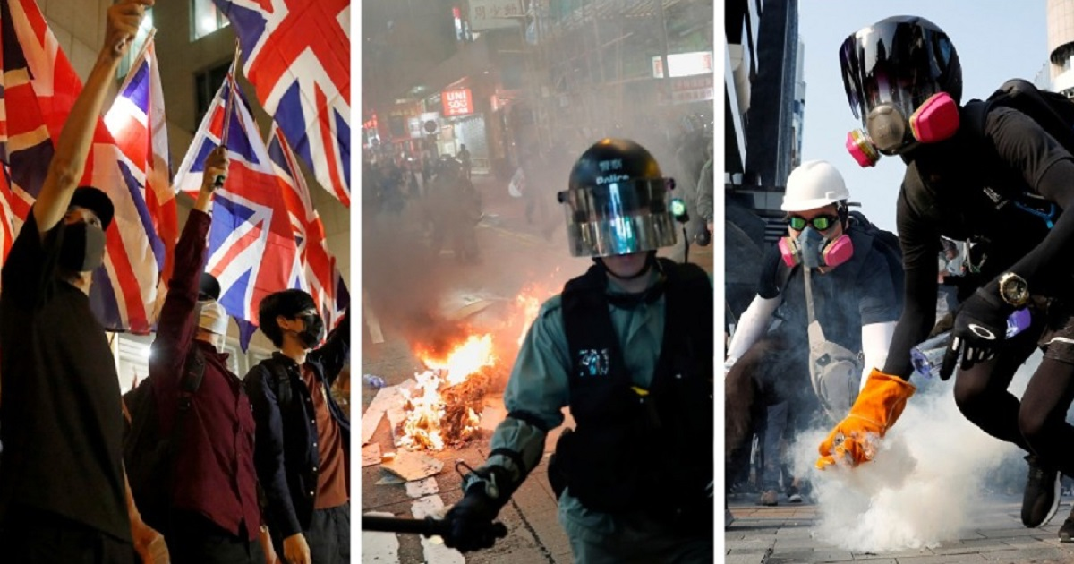 Победа протестов в Гонконге? Власти отозвали закон об экстрадиции в Китай