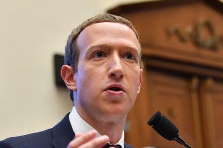 Photo of Congress shows Facebook CEO Mark Zuckerberg no mercy during Libra hearing