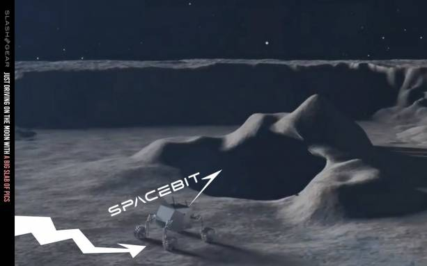 Photo of Spacebit will send your internet pics to the moon