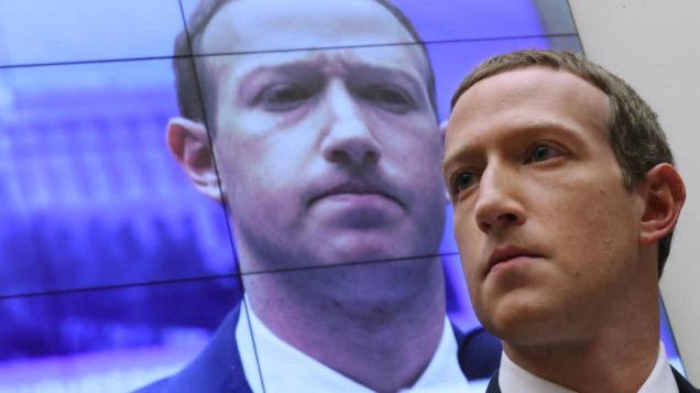 Photo of The NASCAR Crash Compilation of Mark Zuckerberg's Six-Hour Congressional Testimony