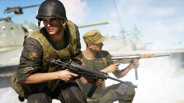 Photo of Battlefield V Is Going Back To The Pacific