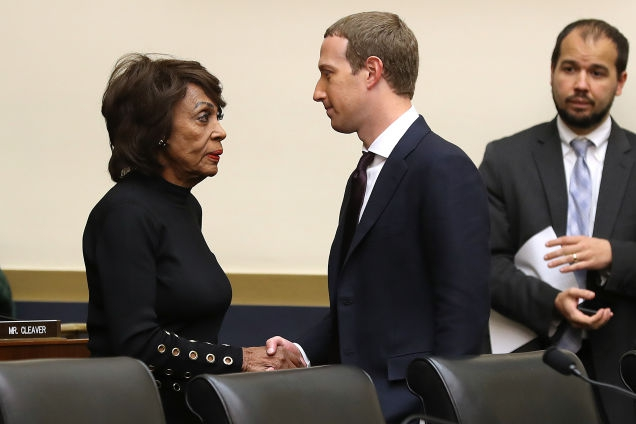 Photo of What Happened at the Congressional Hearing on Facebook and Libra?