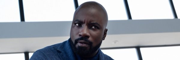 Photo of Mike Colter on the Layers of Supernatural and Psychological Storytelling in CBS' 'Evil'