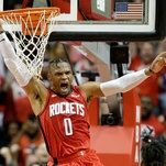Rockets Fall in the Premiere of a Reunited Harden and Westbrook